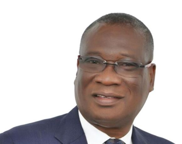 Dr. KK Sarpong is the CEO of the GNPC