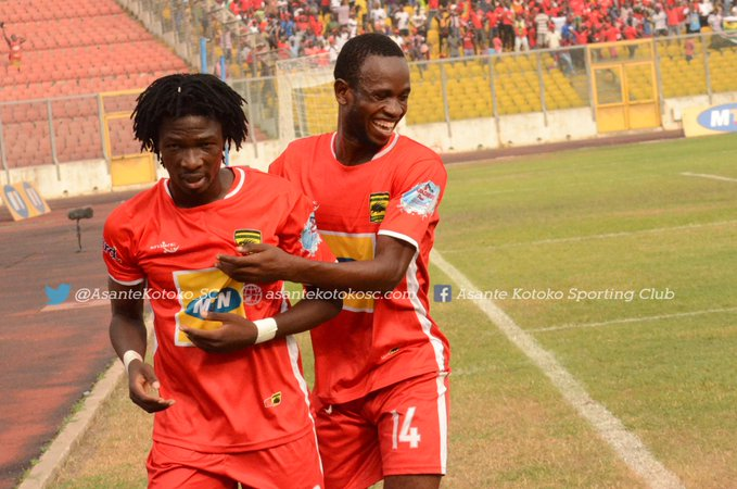 CAF Confederation Cup: Songne Yacouba's late goal snatches a point for Kotoko against Al Hilal in Kumasi