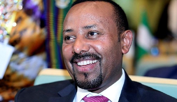 Ethiopian Prime Minister, Abiy Ahmed