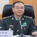 Ex-chief of joint staff of the People's Liberation Army, Fang Fenghui