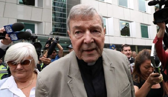 George Pell is the most senior Catholic cleric to be convicted of such crimes