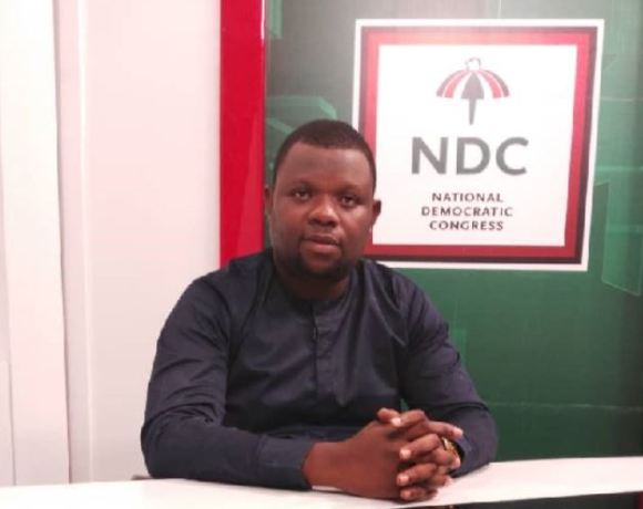 Kwame Zu, Ashanti Regional Secretary of the NDC