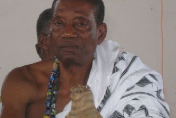 La Mantse, Nii Kpobi Tettey Tsuru III passed on today