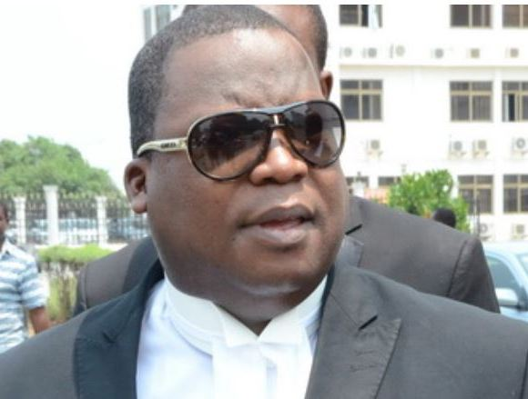 Lawyer for COCOBOD, Philip Addison