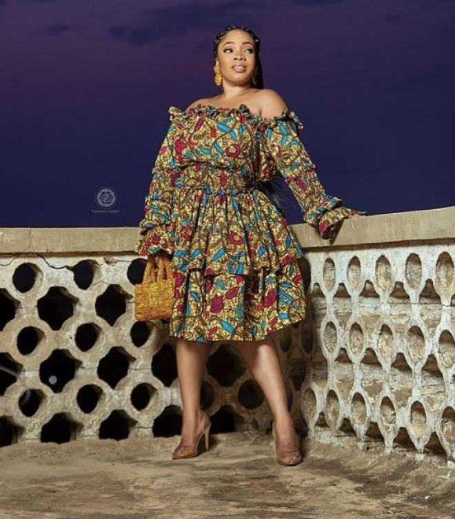 Moesha Boduong model and actress