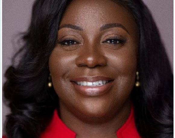 Patricia Obo-Nai is first Ghanaian CEO of Vodafone