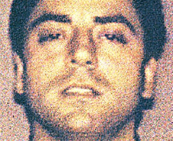 A 2008 image of Frank Cali given out by Italian police