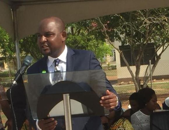 Clarence Amenya Country Director for Herbalife Nutrition