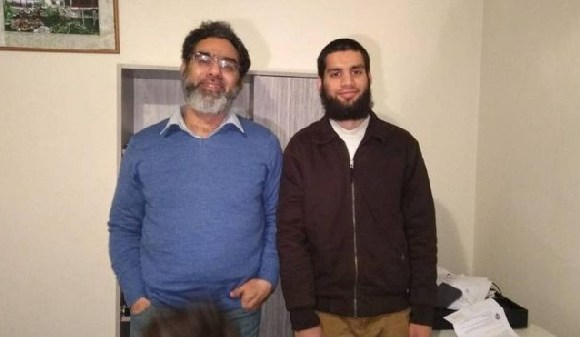 Father and son were among six Pakistanis killed