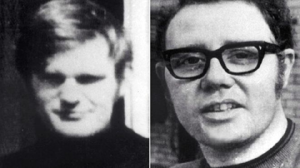 James Wray and William McKinney were among 13 people shot dead at a civil rights march on 30 January