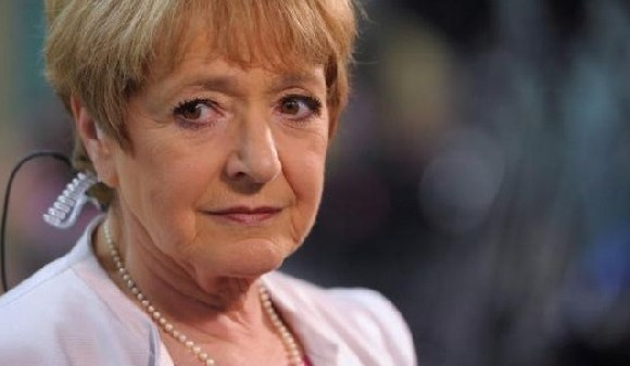 Jewish Labour MP Dame Margaret Hodge