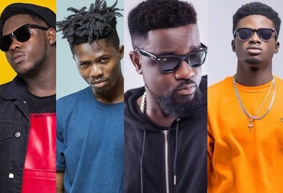 Medikal, Kwesi Arthur, Sarkodie and Kuami Eugene are among artiste vying for the Music Man of the Year Award