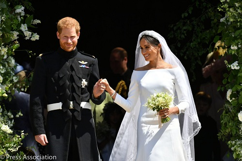 Meghan Markle and her husband Prince Harry, Ghana Music News Articles