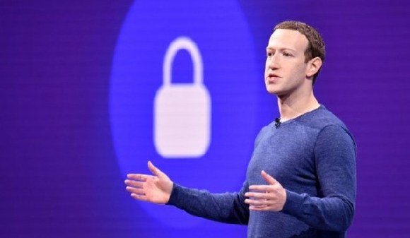 Mr Zuckerberg said he wanted to develop Facebook into a network focused around privacy