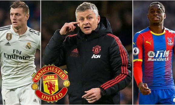 Players wanted by Manchester United
