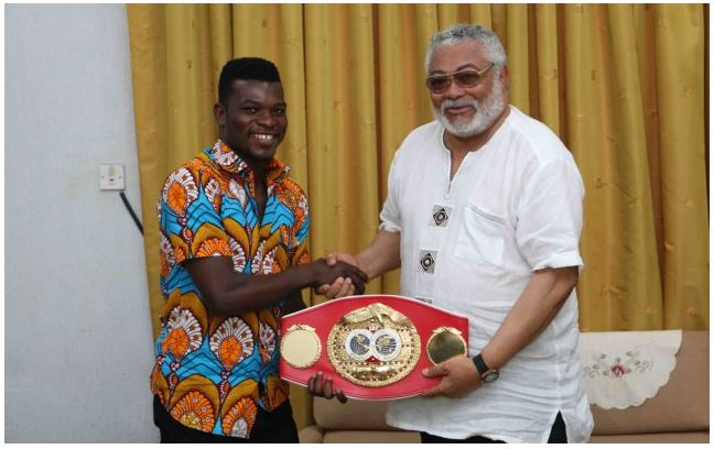 Rawlings and Commey