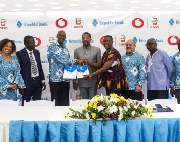 Republic Bank now holds funds generated for Vodacash