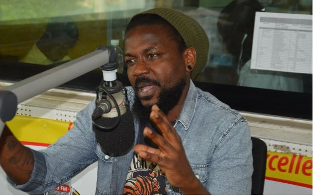 Samini endorses legalization of weed