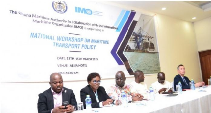 Stakeholders of the Ghana Maritime Authority