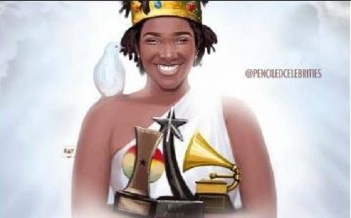 the late Ebony Reigns