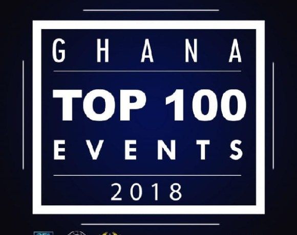 100 Events in 2018