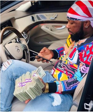 A close source allege that Junior US's untimely death was because he flaunted money on social media, Ghana Music News Articles