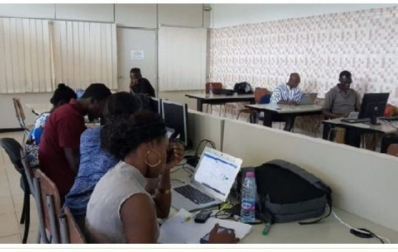 A group of young people in Ghana have started translating Wikipedia pages into Akan