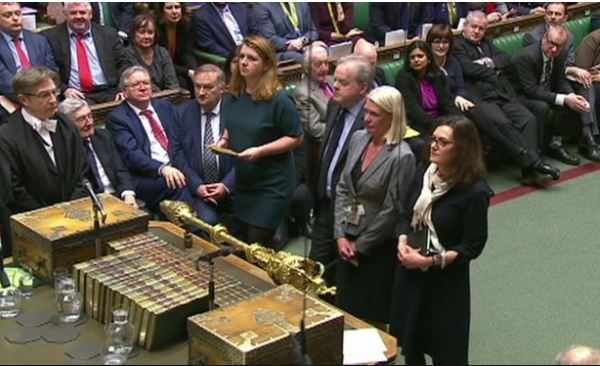 In March, MPs voted against leaving the EU without a deal, but it was not legally-binding