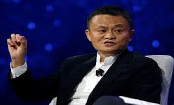 Jack Ma is the co-founder of Alibaba, the online shopping giant