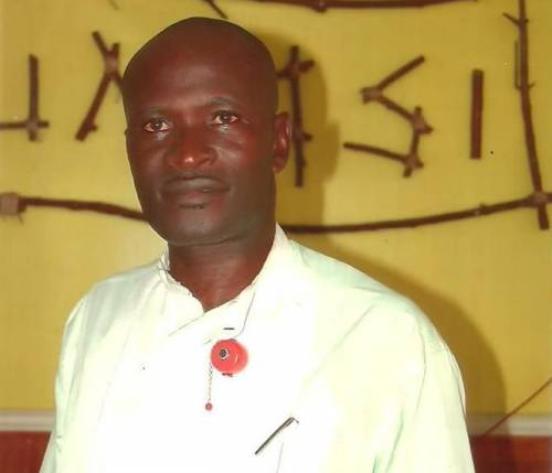 Jones Abiri is the editor and publisher of the Weekly Source newspaper
