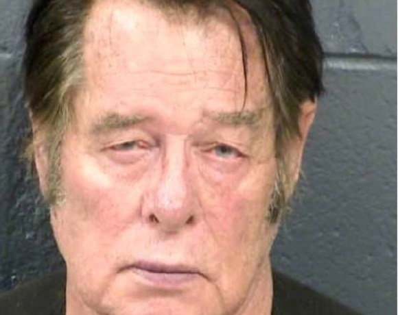 Larry Mitchell Hopkins, 69, was arrested by federal agents