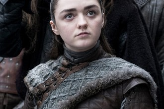 Maisie Williams portrayed Arya Stark in Game of Thrones