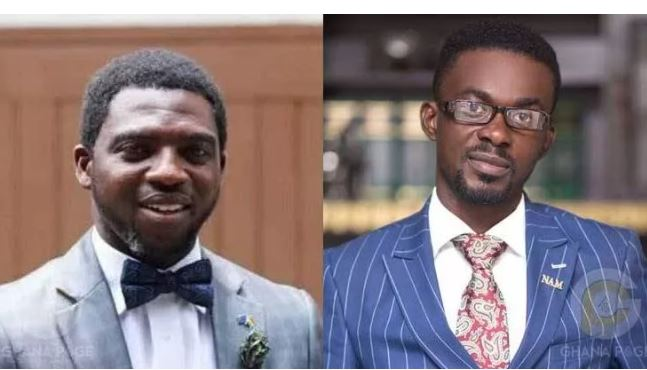 Nii Armah Amartefio and NAM1