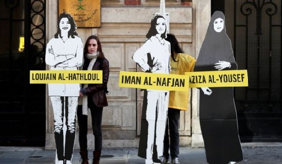 The latest arrests follow criticism from human rights groups