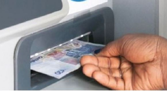 Charges on ATM are split