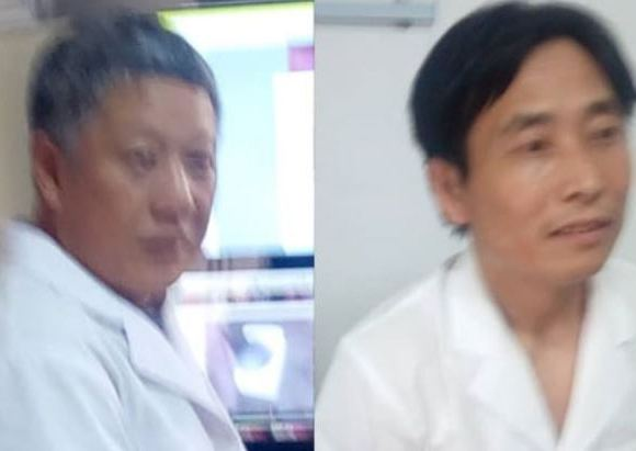Fake Chinese doctors