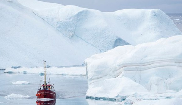 Ilulissat, Greenland International competition for Arctic resources is intensifying
