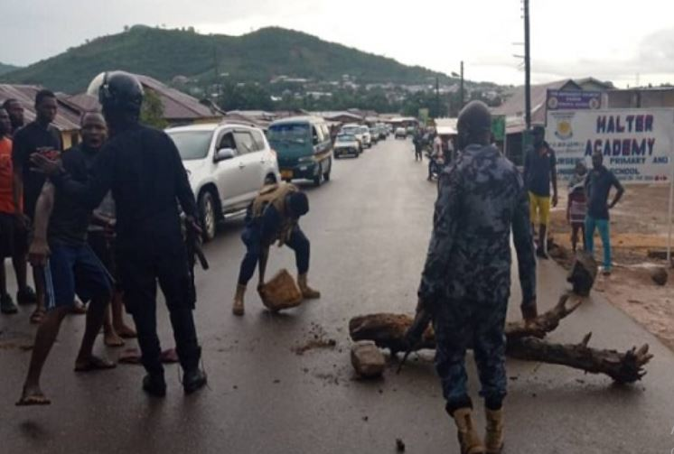 PDS clash with residents