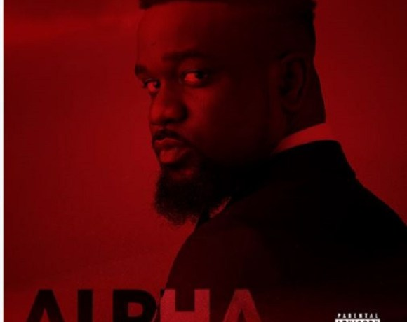 Sarkodie Alpha cover
