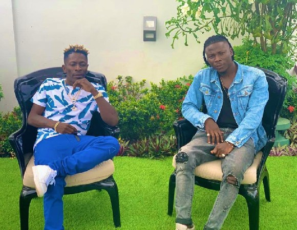 Shatta Wale and Stonebwoy seem to have resolved their differences