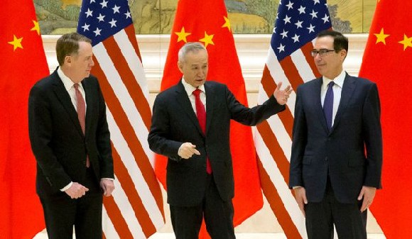US and Chinese officials have held several rounds of talks in an attempt to strike a deal