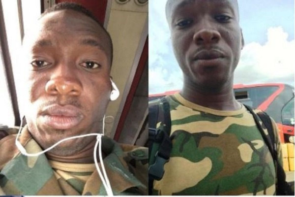 A search conducted Ahmed's room revealed, a military bag with a set of camouflage military uniform