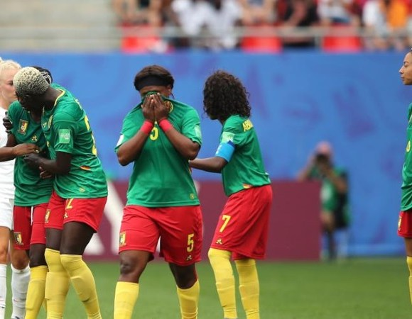 Cameroon-players-cry-in-VAR-portest-Womens-WCup