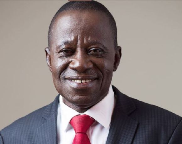 Kwame Osei-Prempeh is now the Managing Director of GOIL