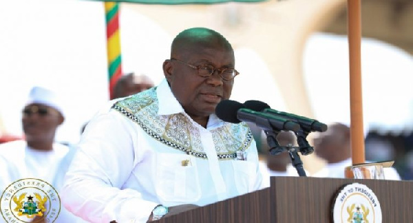 Nana Akufo-Addo 1, Ghana Political News Report Articles