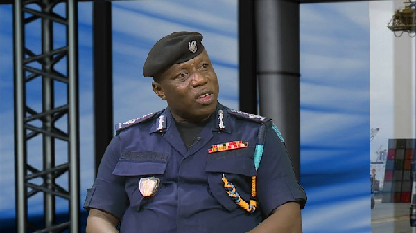 Tema Sector Commander of Customs, Godfred Okoh-Appiah