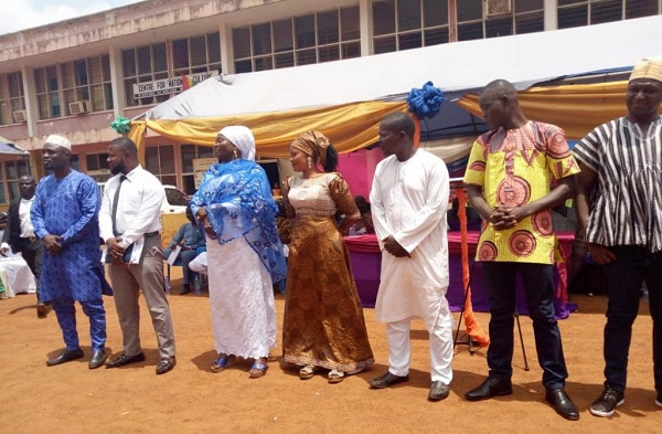 The new elected executives, Ghana Music News Articles