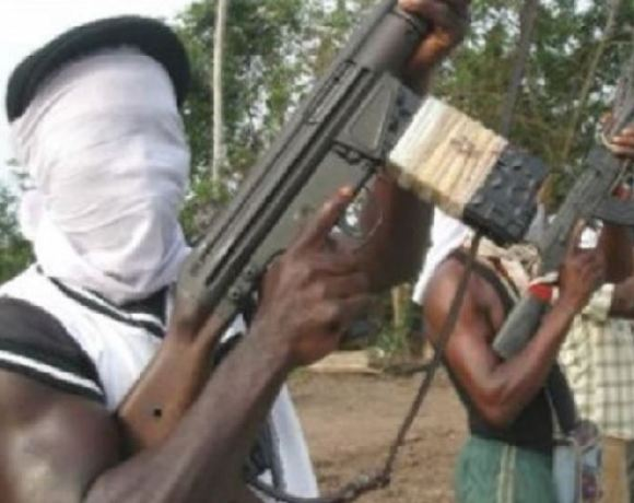 robbery - robbers armed
