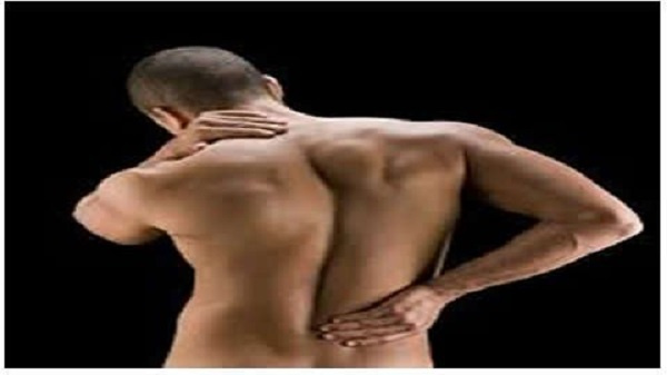 Back and waist pain
