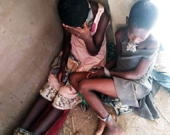 Helen and Felicia were were found tied in an uncompleted building